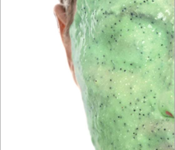 ライトグリーンマスク 2060<br>(弾力&リフティング)